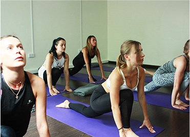 Private Group And Yoga Classes